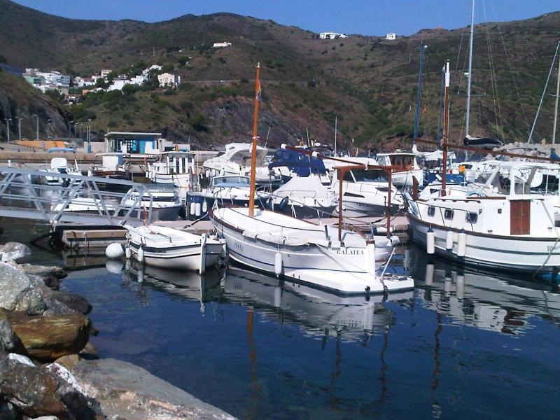 Port de Portbou