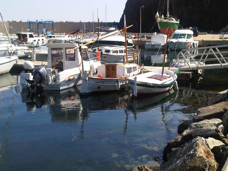 Puerto de Portbou