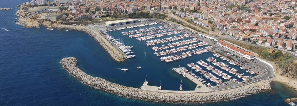 Palamos Port Marina Galerie