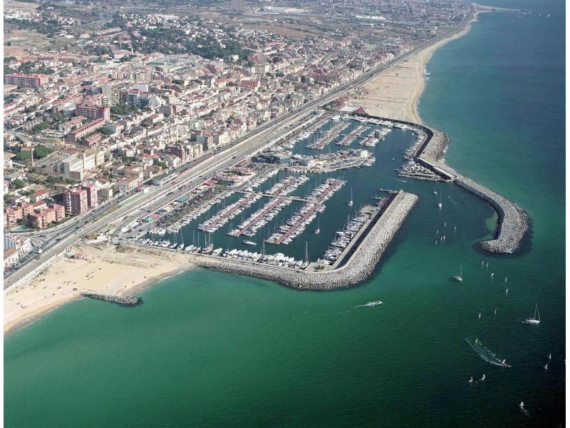 Photo Gallery of the port of Masnou