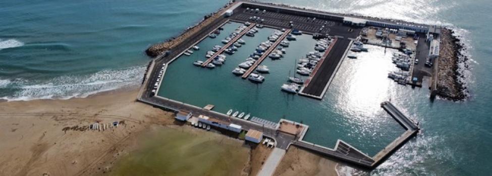 Puerto de Coma-ruga