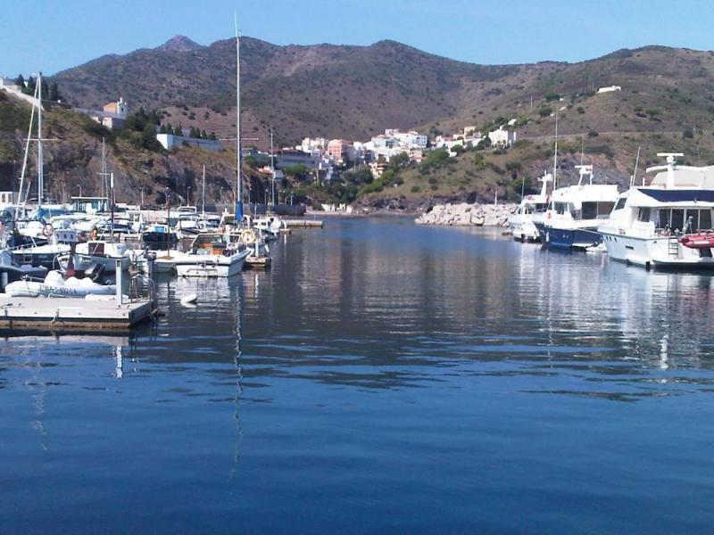 Port of Portbou