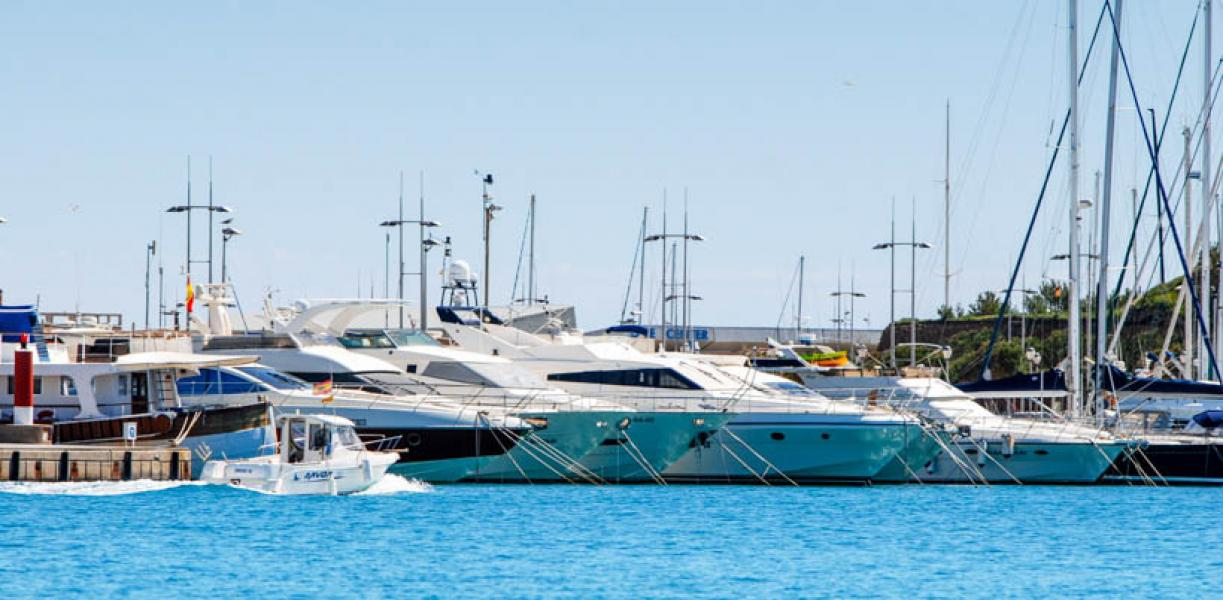 Yacht Club Galerie L'Escala