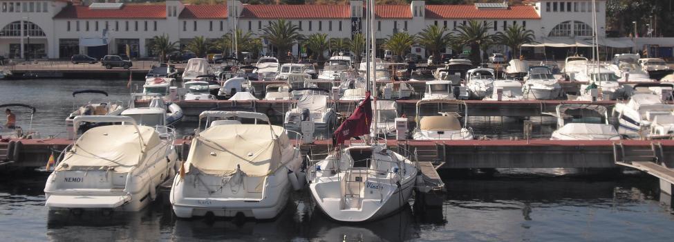 Galería Port Marina Palamós