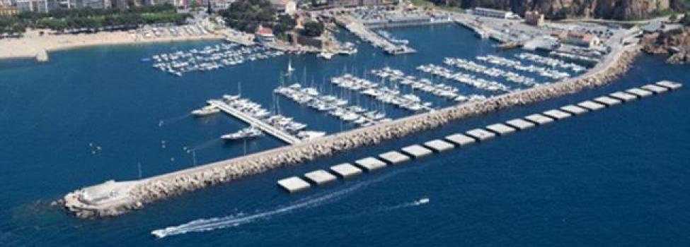 Hafen von Sant Feliu de Guixols