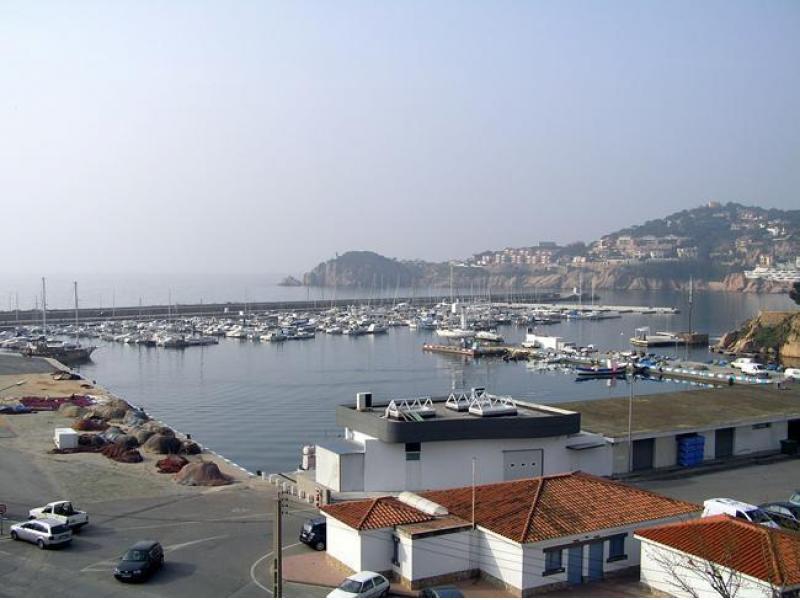 Puertode Sant Feliu de Guixols
