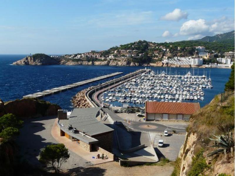 Port of Sant Feliu de Guixols