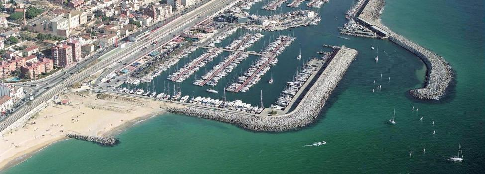 Fotogalerie des Hafens von Masnou