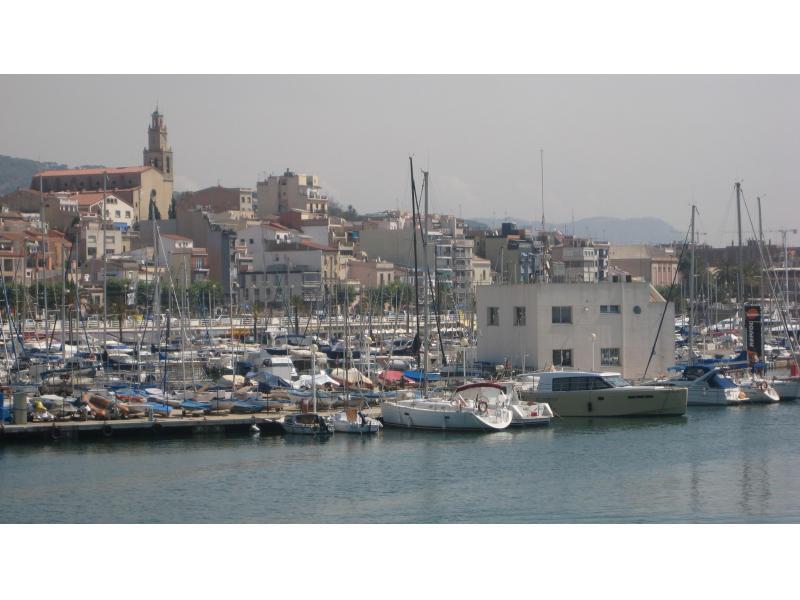 Galeria fotogràfica del port de Masnou