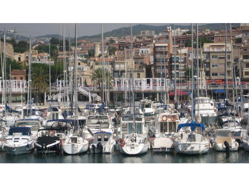 Galería fotográfica del puerto de Masnou