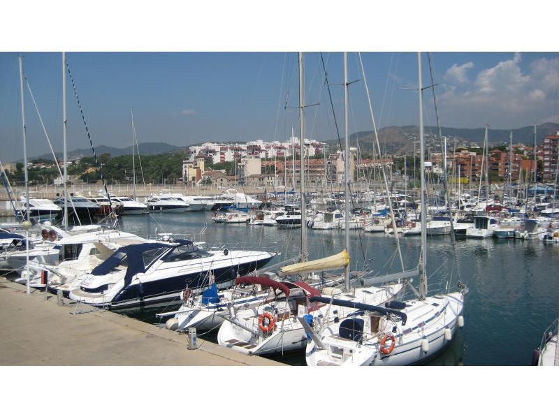 Galerie photo du port de Masnou